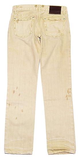 Ralph Lauren Polo Rugby pantalón Vaquero Ajustado para Mujer ...