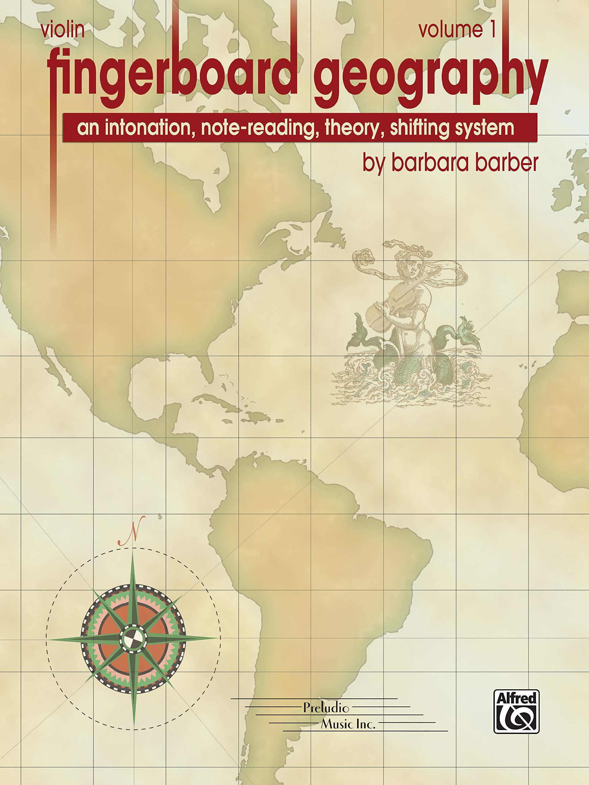 Read Online Fingerboard Geography for Violin, Vol. 1 pdf