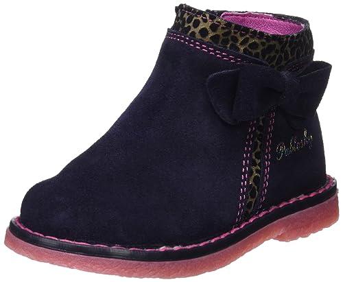Pablosky 019126, Botines para Niñas, (Azul), 21 EU: Amazon.es: Zapatos y complementos