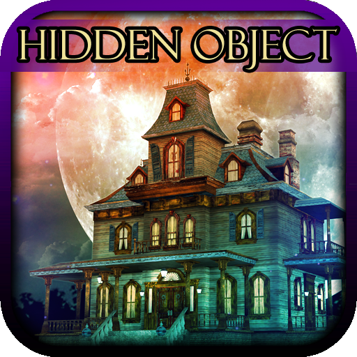 (Hidden Object - Haunted House)