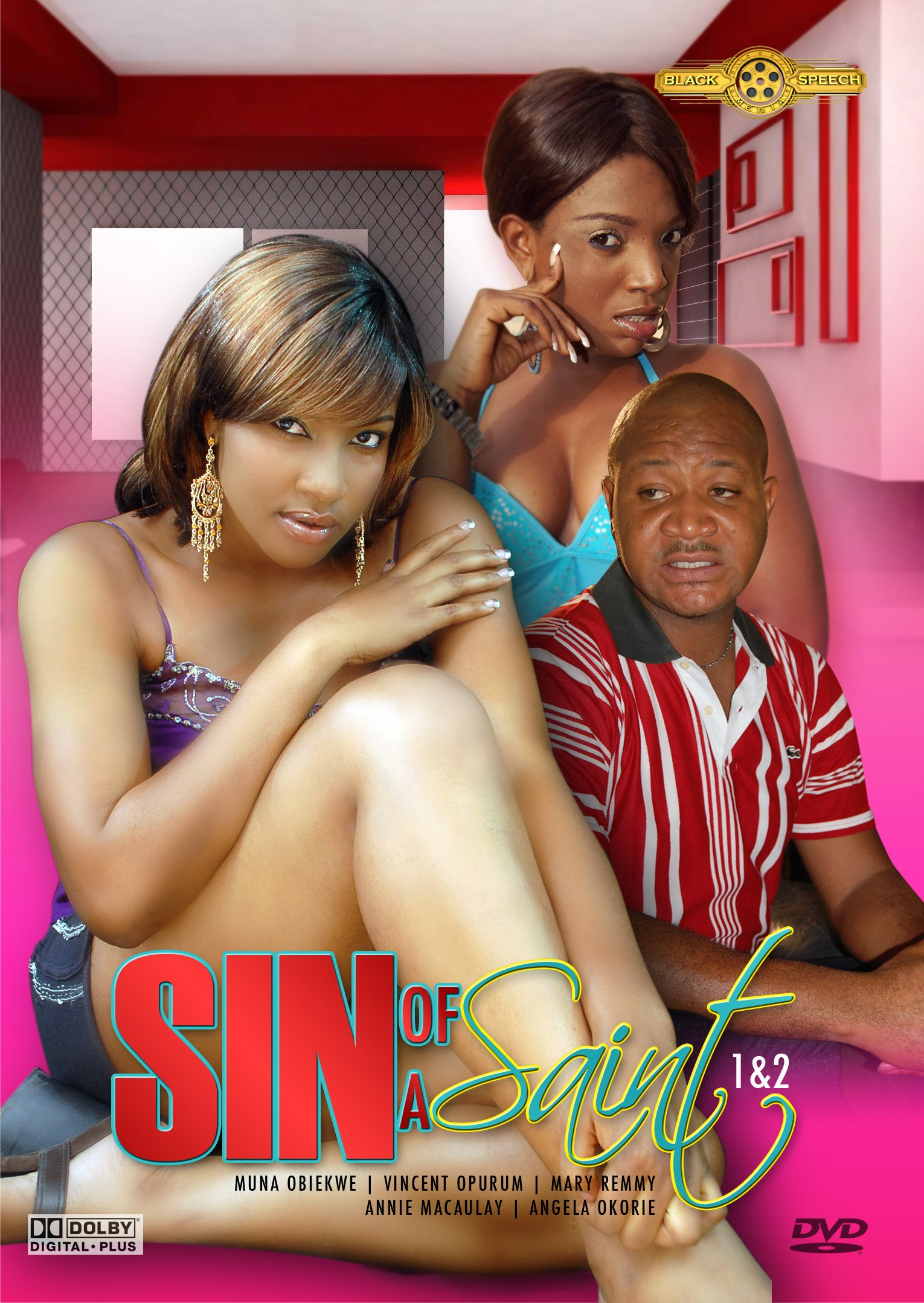 SIN of a Saint 1-2 (African Movie)