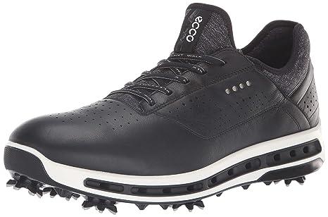 8bf0b0c1 ECCO 2018 Mens Waterproof Cool Goretex Golf Shoes: Amazon.co.uk ...