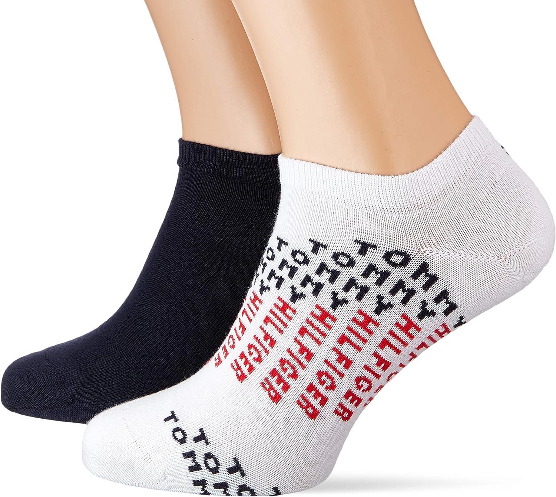Pack of 2 Tommy Hilfiger Mens Ankle Socks,