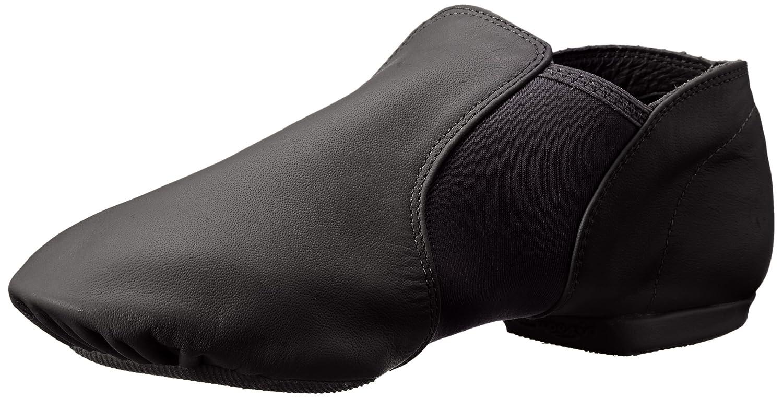 Capezio Stretch Jazz Ankle Shoe Black 5 M US CG15_Regular