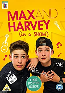 max and harvey merchandise 2018