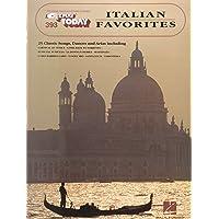 Italian Favorites: E-Z Play Today Volume 393