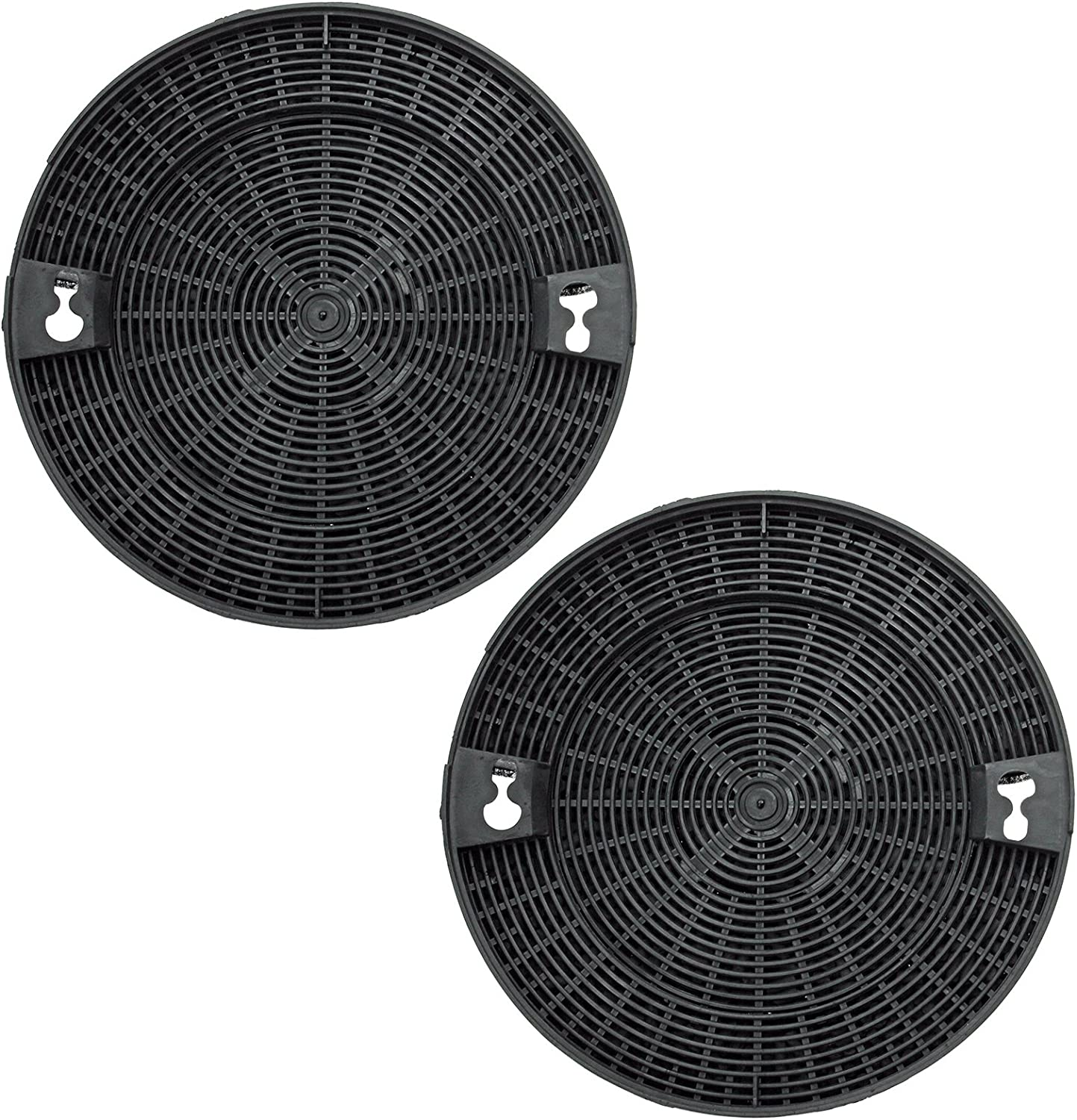 Ex-Pro® Carbon Vent Extractor Filter for IKEA Cooker Hood Pack of 4