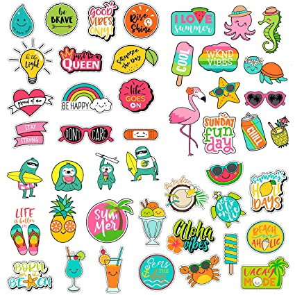 photo relating to Vsco Stickers Printable titled (47 Pack) Vsco Stickers for Teenager Ladies Inventive Adorable Aesthetic Elegant Watertight Vinyl Sticker Pack for Hydro Flask Yeti Drinking water Bottles Personal computer Telephone