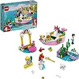 43191 LEGO® ǀ Disney O Barco de Cerimônia de Ariel; Kit de Construção (114 peças)
