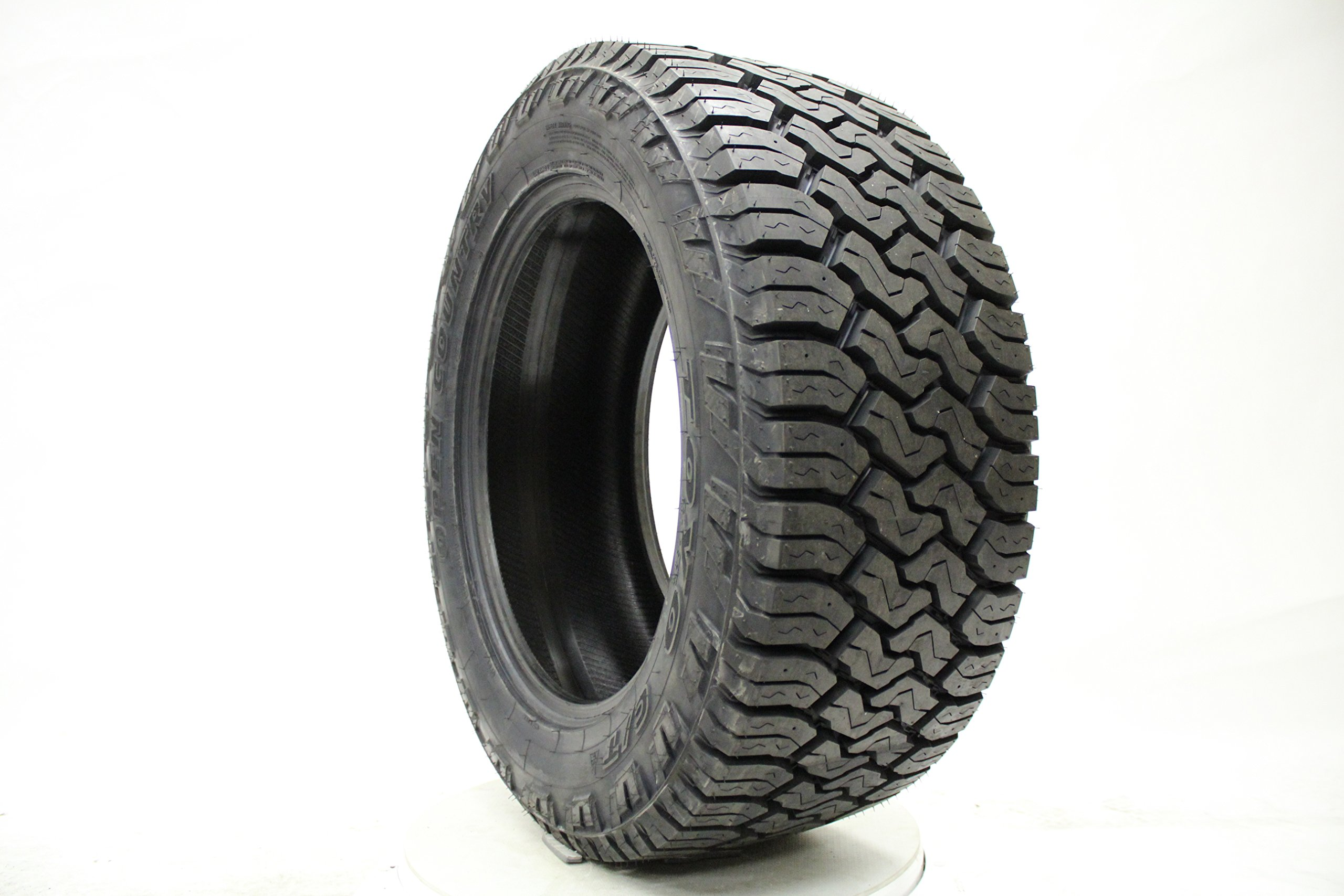 Toyo 345170 Open Country C/T Commercial Truck Tire - LT265/75R16 123Q