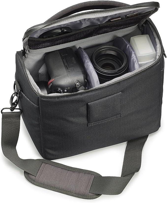 Cullmann 90420 Malaga Maxima 300 Kameratasche Mit Kamera