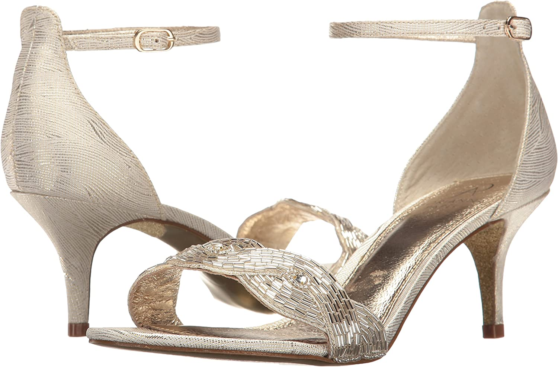 Adrianna Papell Womens Aerin Dress Sandal