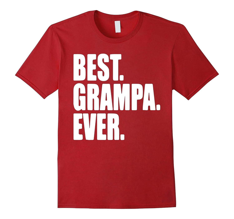 Best Grampa Ever Shirt-Art
