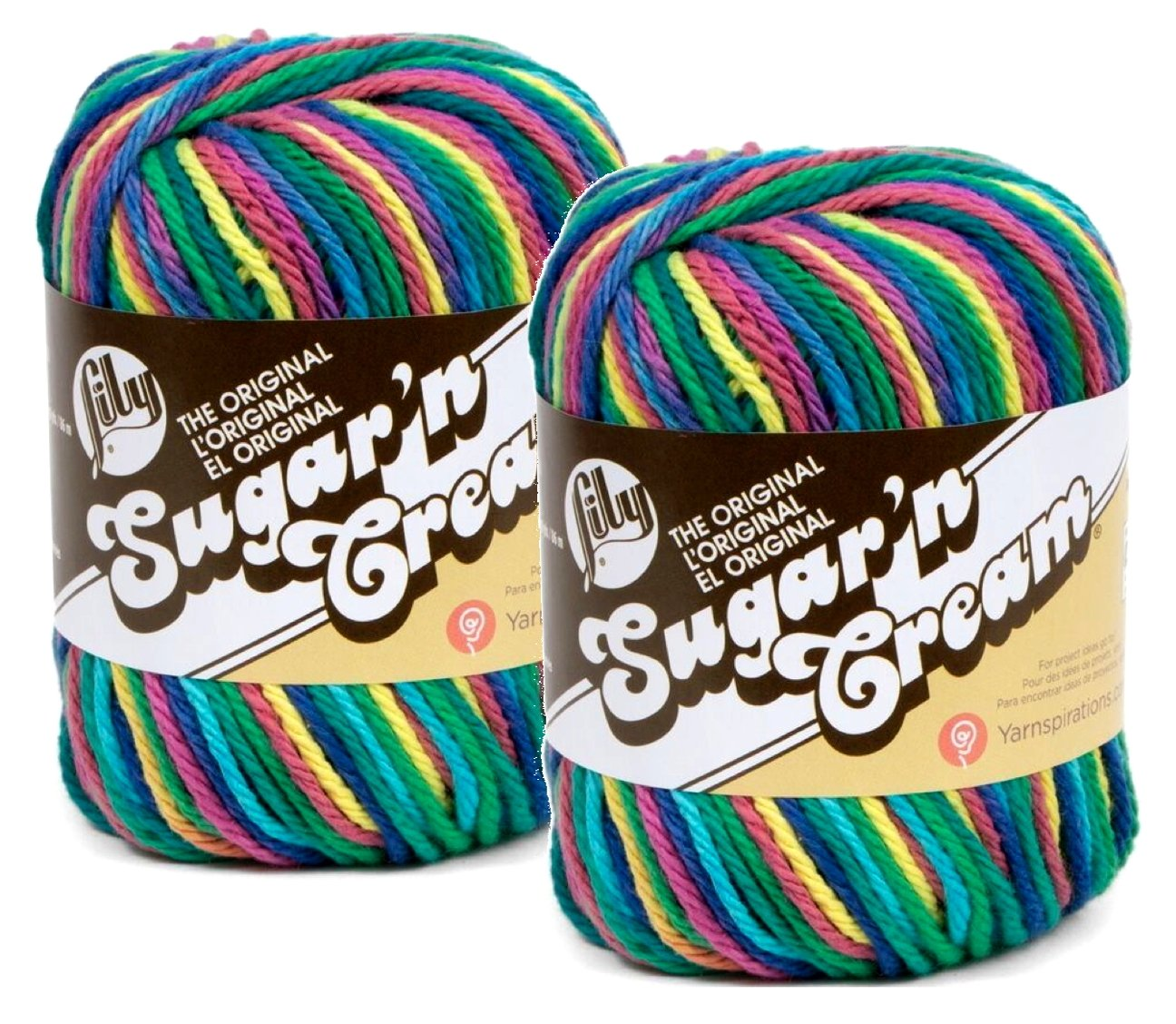 Psychedelic Bulk Buy Lily Sugarn Cream Ombres 2-pack