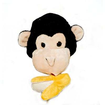 Baby Sherpa Safe2Go Child Safety Harness, Monkey with Banana : Toddler Safety Harnesses And Leashes : Baby