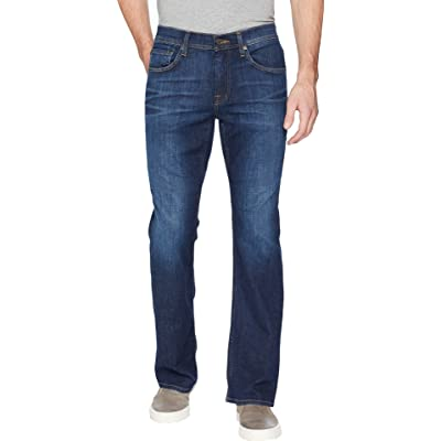 7 For All Mankind Mens Brett Modern Bootcut in Monument: Clothing