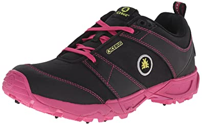 Icebug Womens Kayi BUGrip Studded Traction Running Shoe  DH3A83UJZ