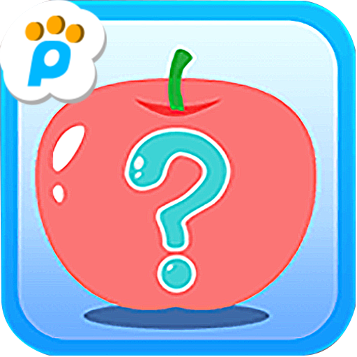 B.B.PAW Picture Match English Vocabulary Learning for Kids 2-6 Years Old -