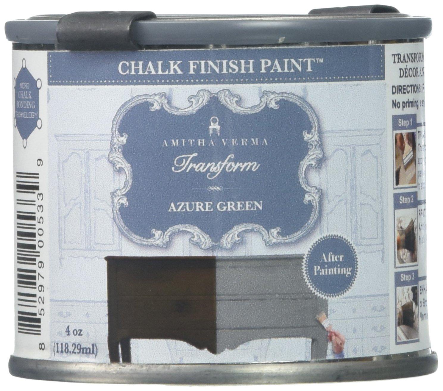 Amitha Verma Chalk Finish Paint, No Prep, One Coat, Fast Drying ...