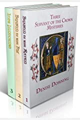 Servant of the Crown Mysteries, 3 Book Box Set (A Servant of the Crown Mysteries) Kindle Edition