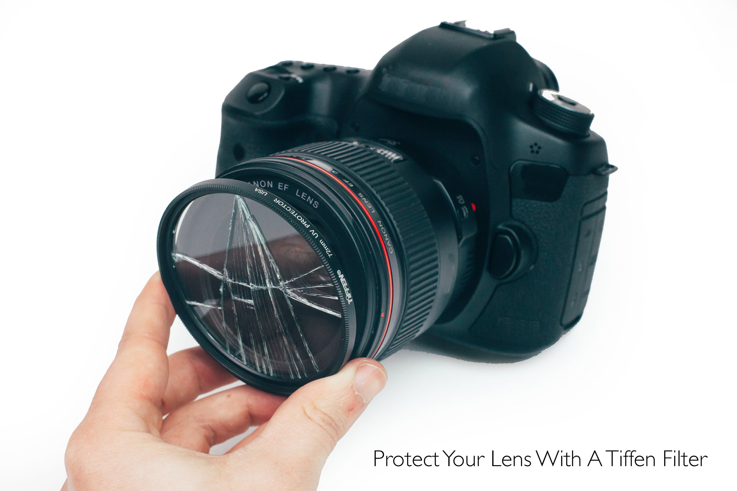 Tiffen 77mm UV Protection Filter by Tiffen