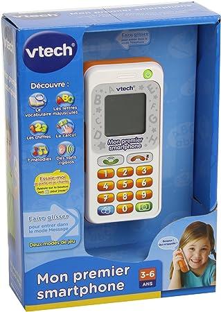 Vtech 120405 - Smartphone de juguete (Importado de Francia ...