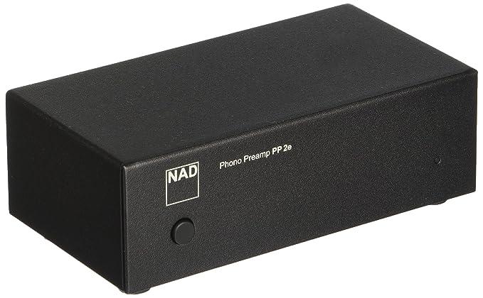 Amazon.com: NAD PP 2E Phono preamplifier: Electronics
