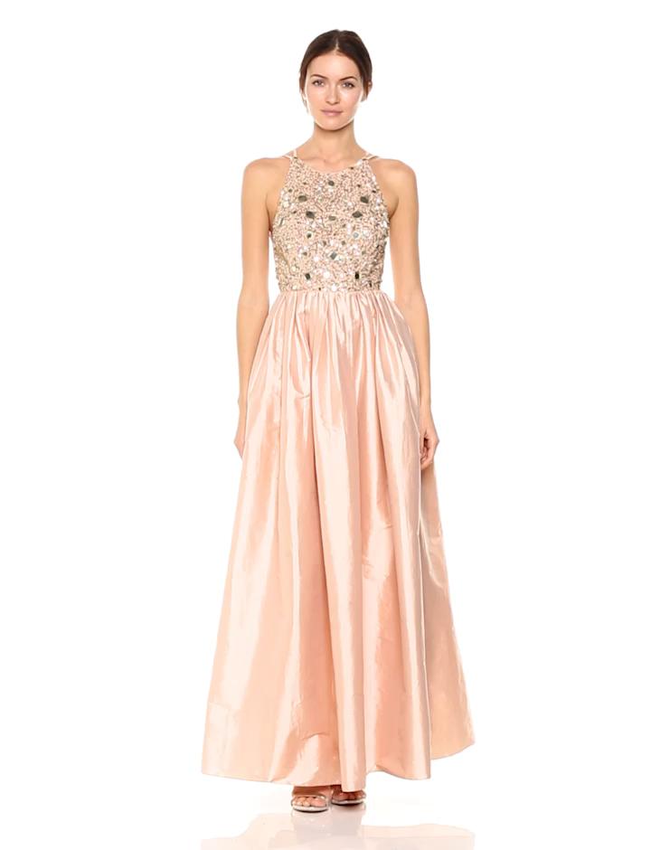 6d22d2c2b71b Amazon.com: French Connection Women's Eloise Mirrors Long Dress: Clothing