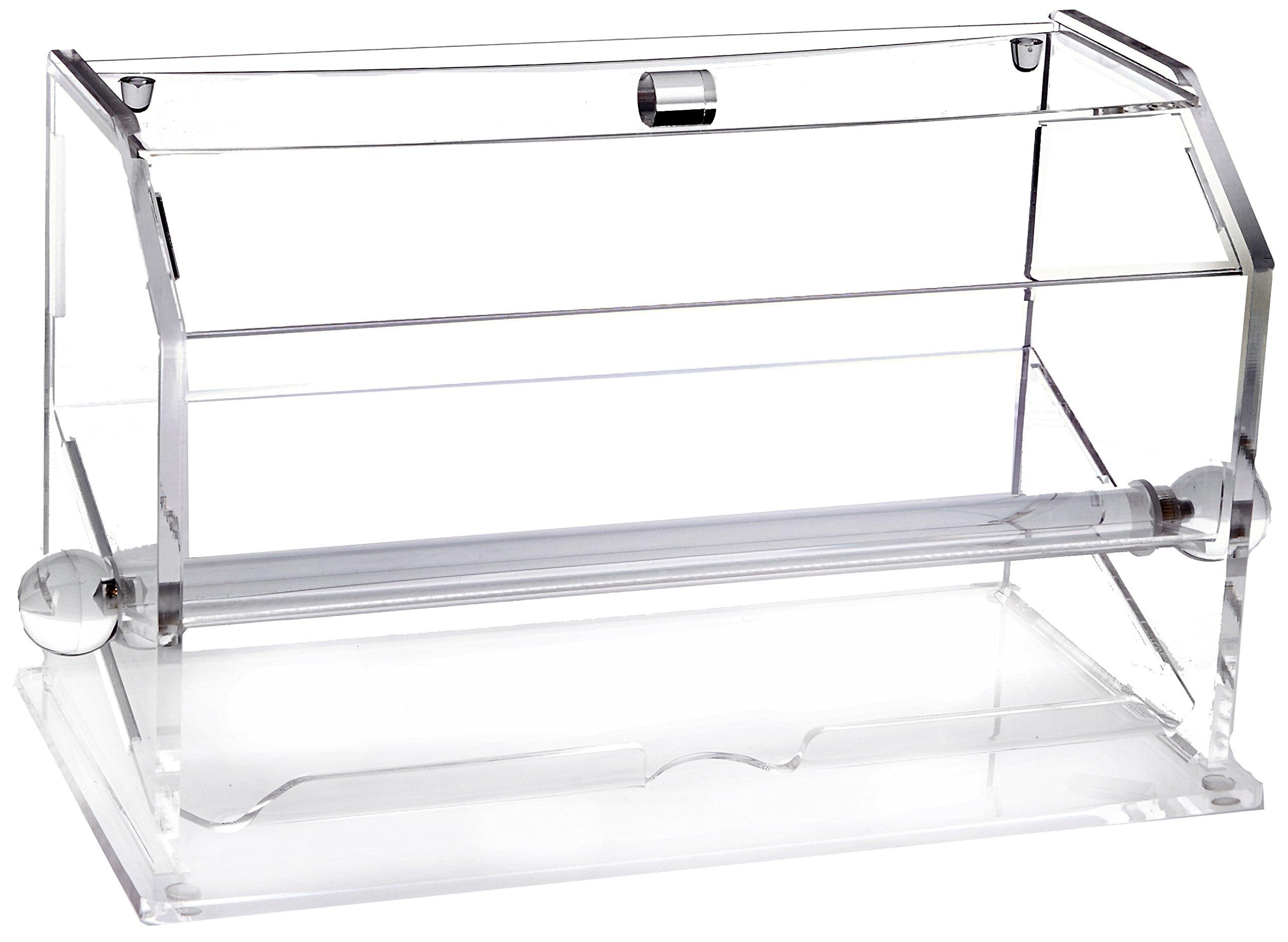 Excellante Acrylic Straw Dispenser, NA, NA by Excellanté
