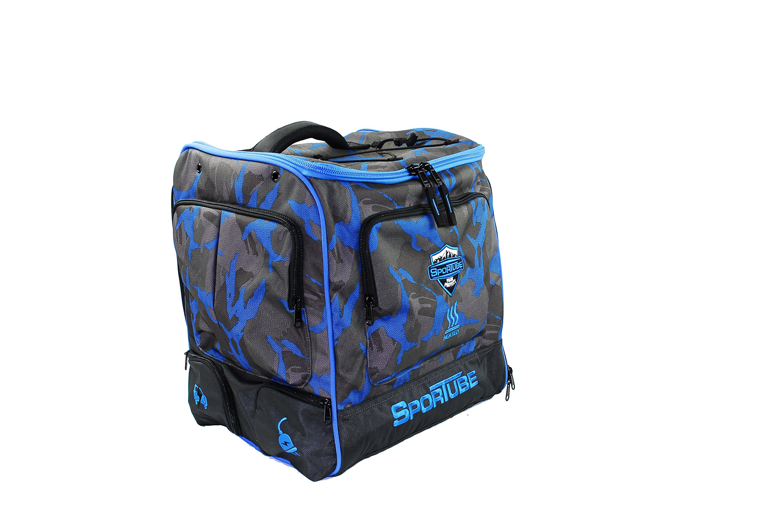 Sportube Toaster Elite Heated Boot Bag, Camo by Sportube