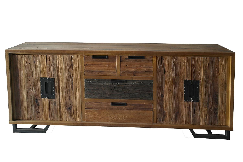SIT-Möbel 5413-01 Sideboard, Holz, braun, 45 x 200 x 86 cm