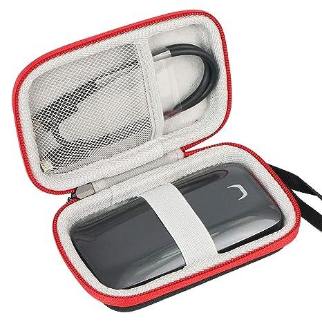 Khanka - Carcasa rígida de Repuesto para Samsung X5 Portable ...