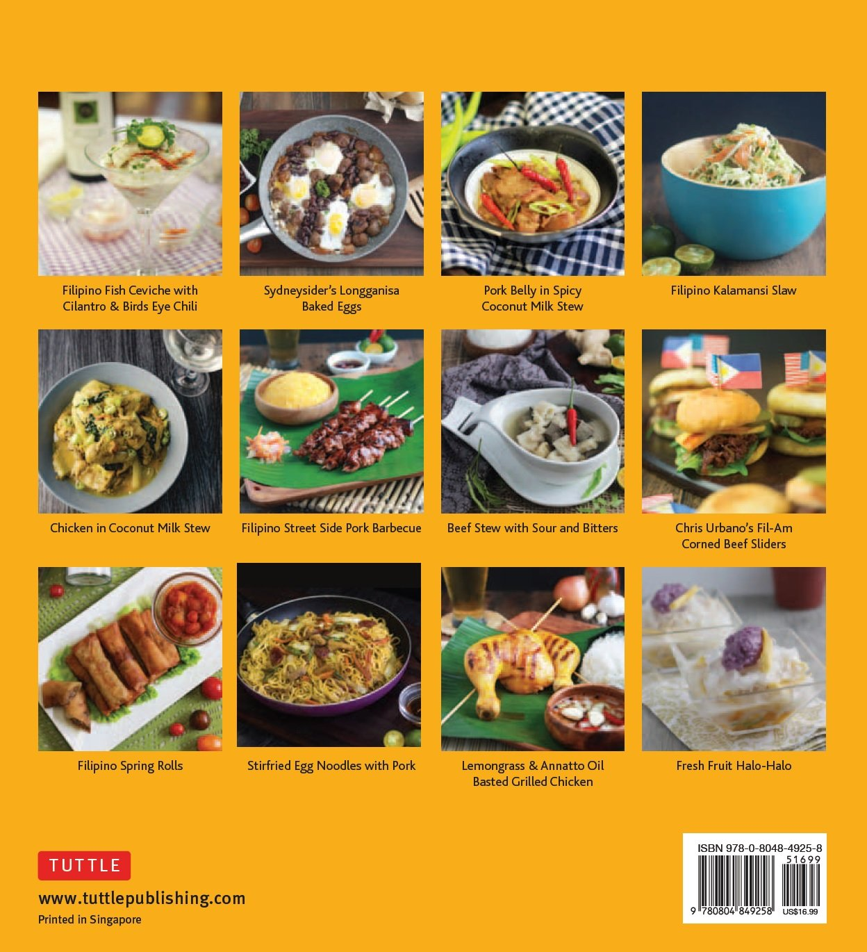 The world of filipino cooking food and fun in the philippines by the world of filipino cooking food and fun in the philippines by chris urbano of maputing cooking over 90 recipes chris urbano 9780804849258 forumfinder Gallery