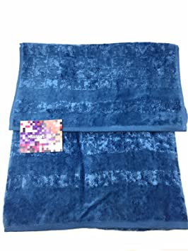 Par 1 + 1 de esponja Missoni Home Art. Joy (toallas de Viso cm 65 x 115 + 1 invitados 39 x 68) Varios colores: Amazon.es: Hogar