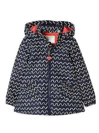 8752801a3c95 Vertbaudet Girls  Waterproof Raincoat with Polar Fleece Lining ...