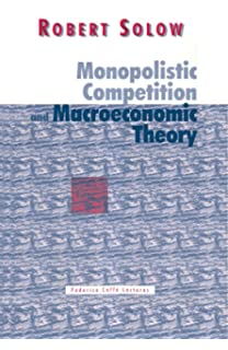 Growth theory an exposition 9780195109030 economics books monopolistic competition and macroeconomic theory federico caff lectures fandeluxe Choice Image