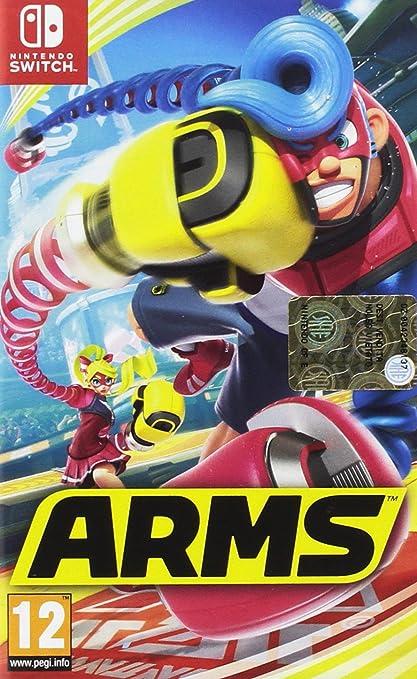 16 opinioni per Arms- Nintendo Switch