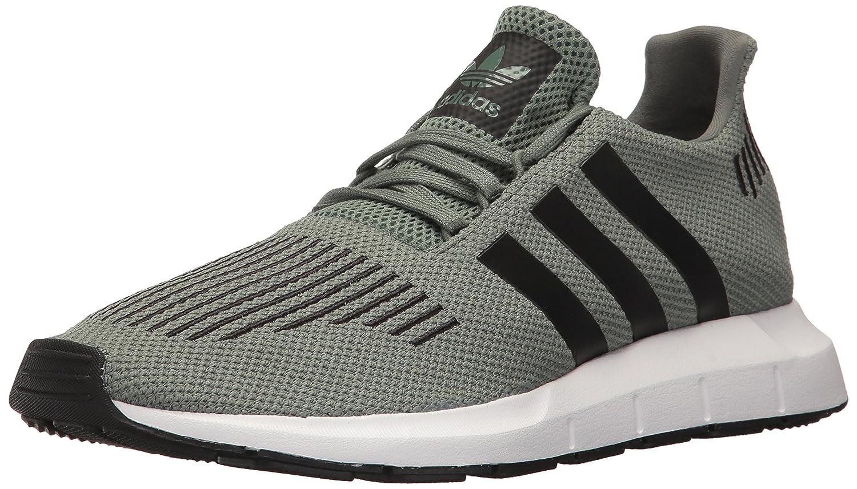 Adidas Men's Swift Running Shoe B01NALGBCI 8.5 D(M) US|Trcame/Black/White