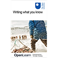 Writing what you know (English Edition)
