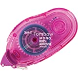 Tombow 62147 MONO Adhesive Dots Applicator. Easy to Use Tape Runner for a Variety of Uses,Multicolor
