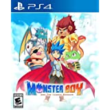 Monster Boy and the Cursed Kingdom for PlayStation 4 - Standard Edition
