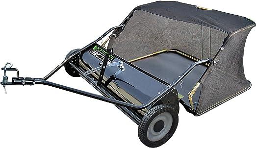 Amazon.com: Patio Commander 42 en remolque behid césped ...