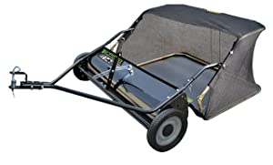 """Yard Commander 42"""" Tow Behind Lawn Sweeper"""