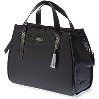 Basil Noir Business Bag - Fiets schoudertas