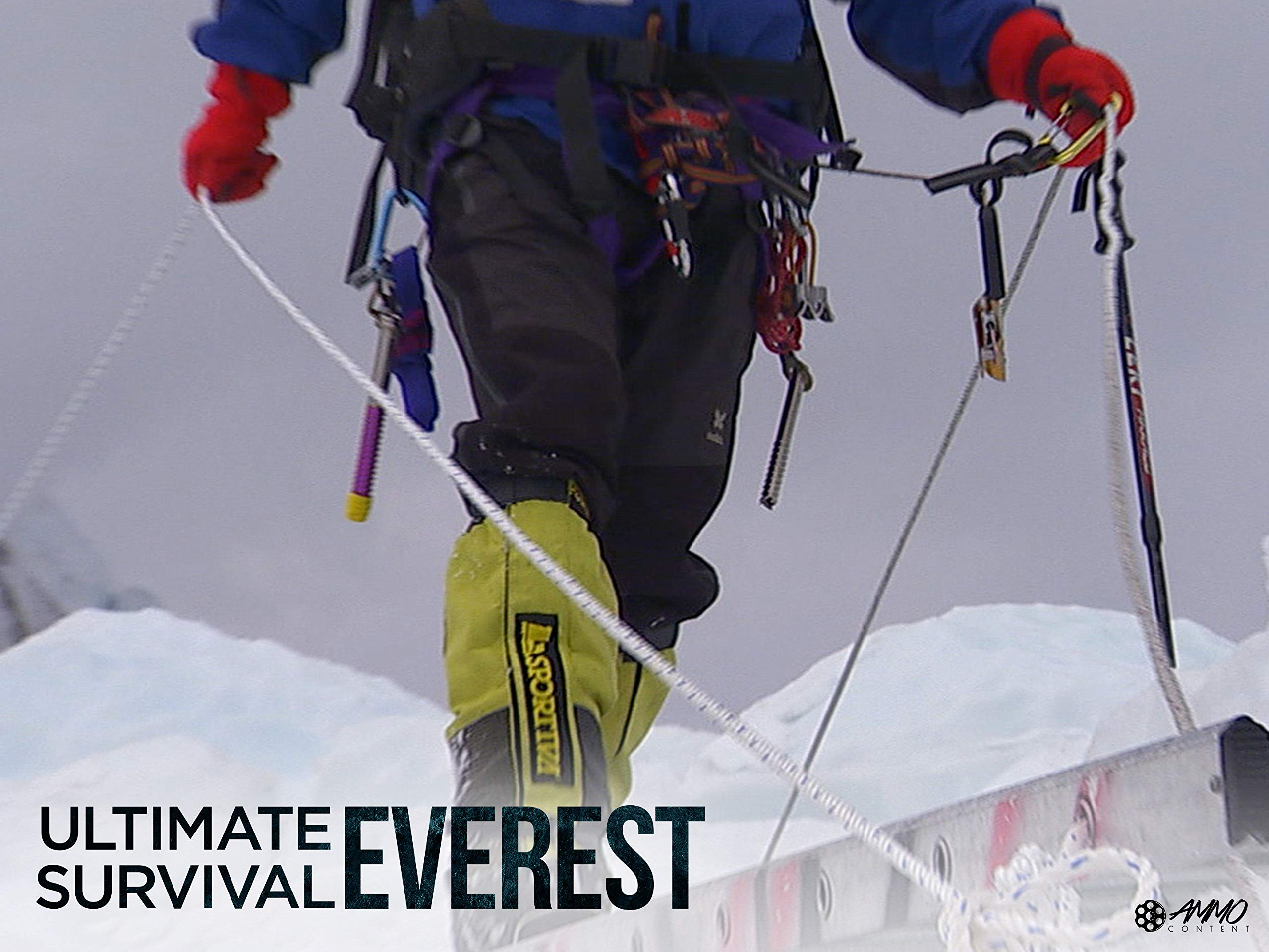 Ultimate Survival Everest