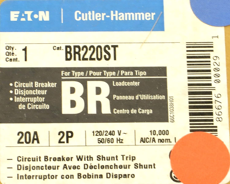 33 Cutler Hammer Shunt Trip Breaker Wiring Diagram