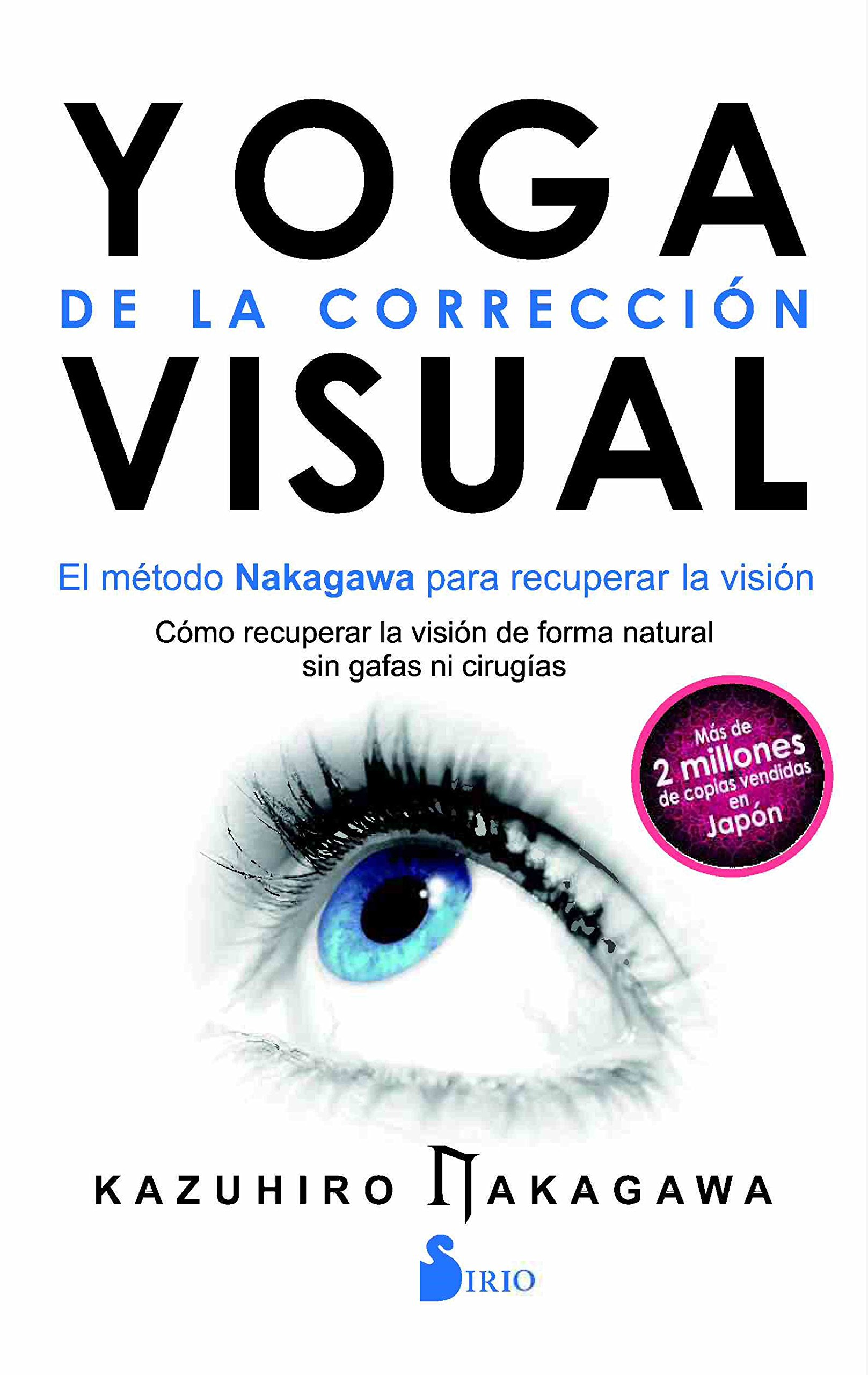 Yoga de la corrección visual (Spanish Edition): Kazuhiro ...