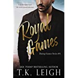 Royal Games: A Royal Road Trip Romance (Dating Games)