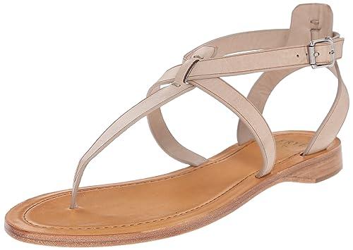 37f01e488aa9 Frye Women s Rachel T-Strap Sandal  Amazon.co.uk  Shoes   Bags