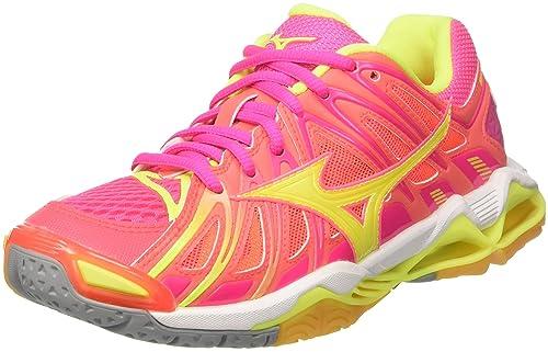 Mizuno Wave Tornado X2 Wos, Zapatos de Voleibol para Mujer: Amazon.es: Zapatos y complementos